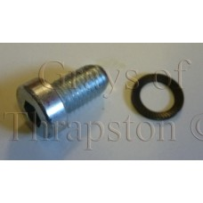 Front Disc Bolt and Washer Kit