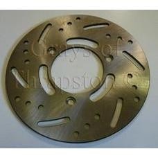 Rear Brake Disc Left Hand - 3 Screw